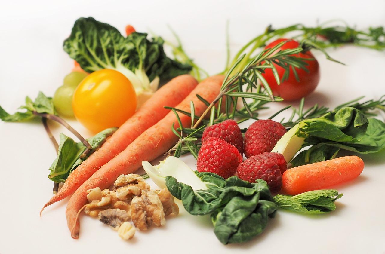 warzywa w diecie seniora