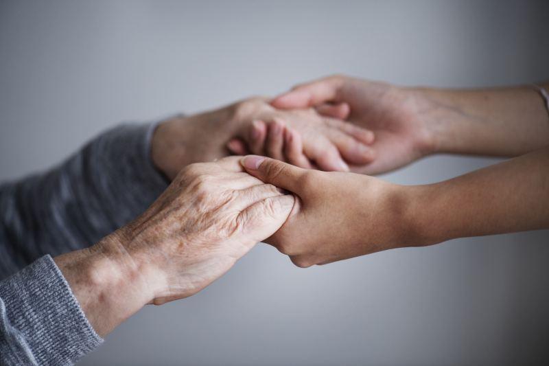 Przewaga opieki domowej seniora