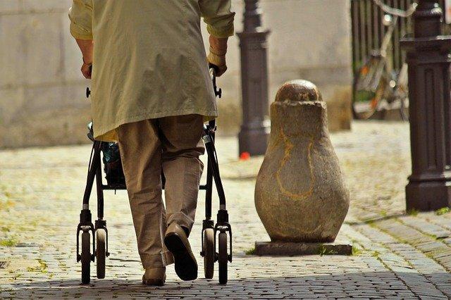wzmacnianie odporności u usób starszych